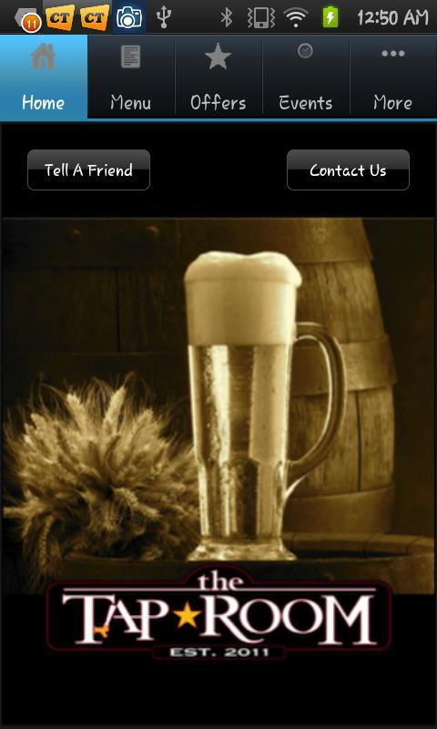 The Tap Room- screenshot