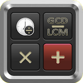 Calculator -- time, gcd, lcm