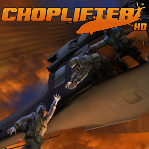 Choplifter HD - Экшен