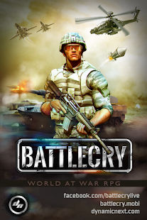BATTLE CRY (War RPG) - FREE - screenshot thumbnail