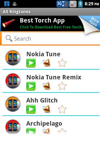 Nokia Lumia Ringtones