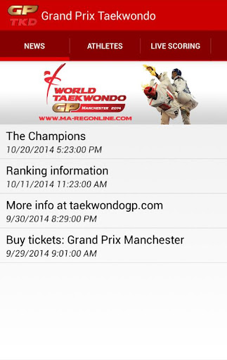 Grand Prix Taekwondo