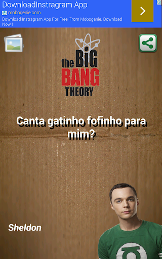 Frases The Big Bang Theory