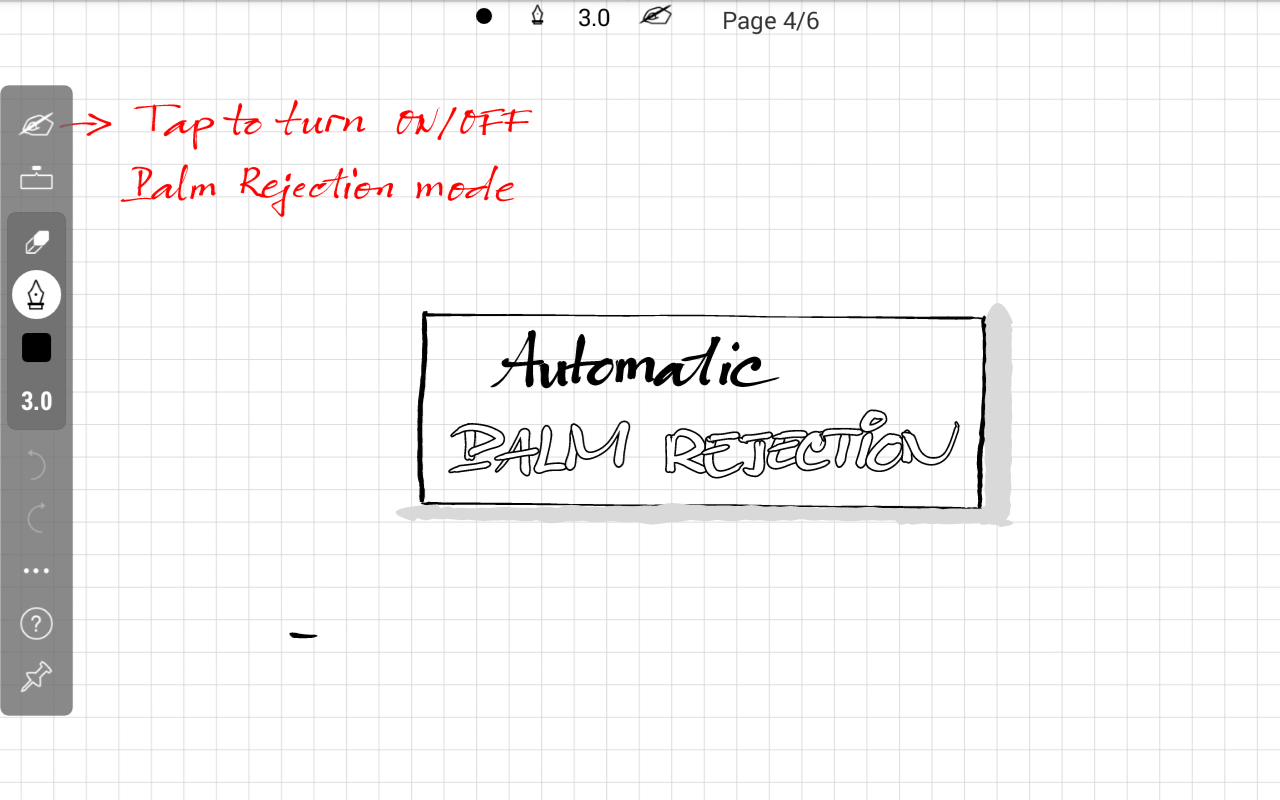 INKredible - Handwriting Note- screenshot