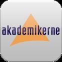 Akademikerne logo