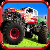 Download Full Monster Truck Freeway Insanity  APK