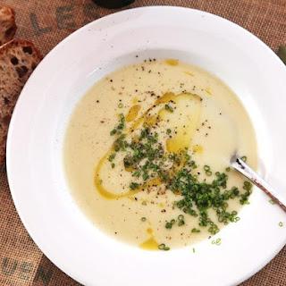The Best Potato-Leek Soup