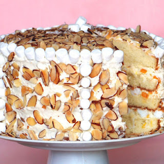 Ambrosia Layer Cake.