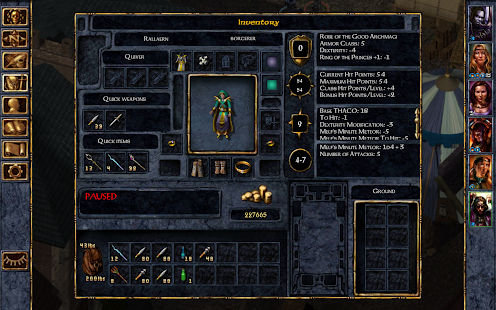 Baldur's Gate Enhanced Edition- screenshot thumbnail