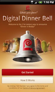 Lawry's Digital Dinner Bell - screenshot thumbnail