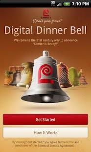 Lawry's Digital Dinner Bell - screenshot thumbnail
