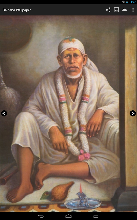 Sai Baba Wallpapers Hd Android Apps On Google Play