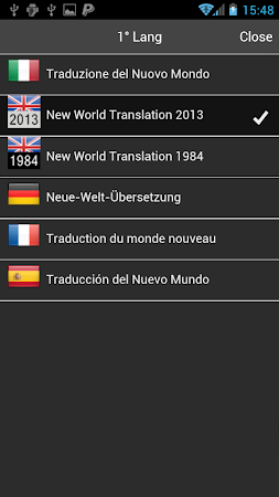JW Bible 2 - Multi language 20.0.8 screenshot 1228633