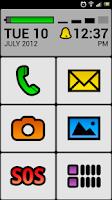 Screenshot of BIG Launcher