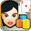Mugalon Poker 3D HD Estrategia icon