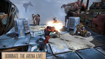 Screenshot of AERENA - Clash of Champions HD