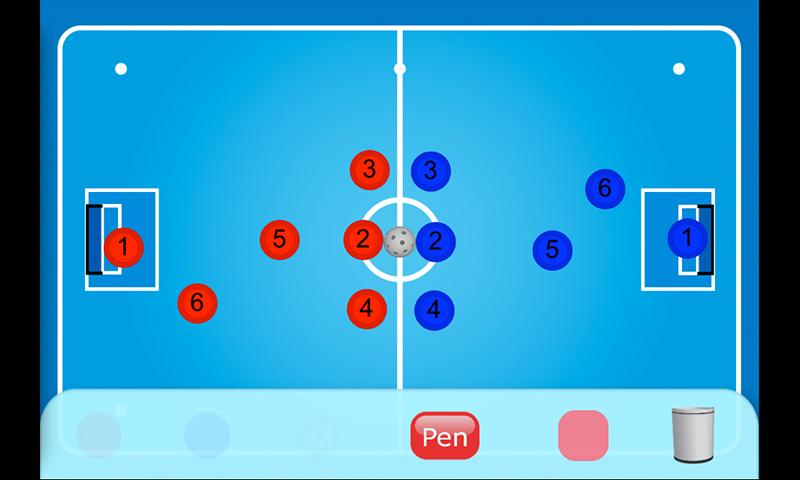 Floorball Manager 12- screenshot