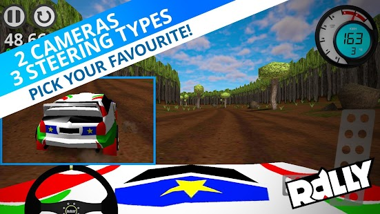 Rally- screenshot thumbnail