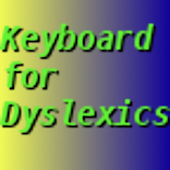 Keyboard for Dyslexics