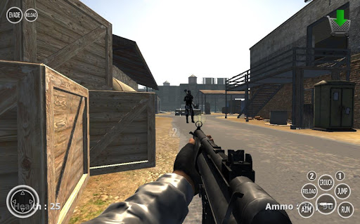 Clash of Snipers 3D