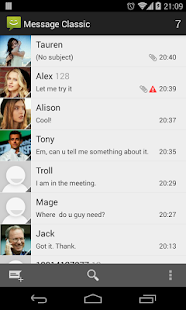 messaging classic 44 kitkat screenshot thumbnail alex google tel