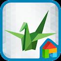 origami dodol theme icon