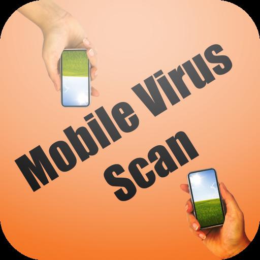 掃描手機病毒 LOGO-APP點子