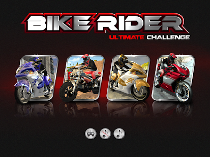 Bike Rider Ultimate Challenge