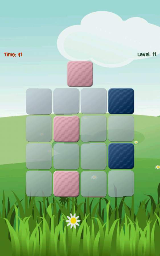 Bob's Memory game - screenshot