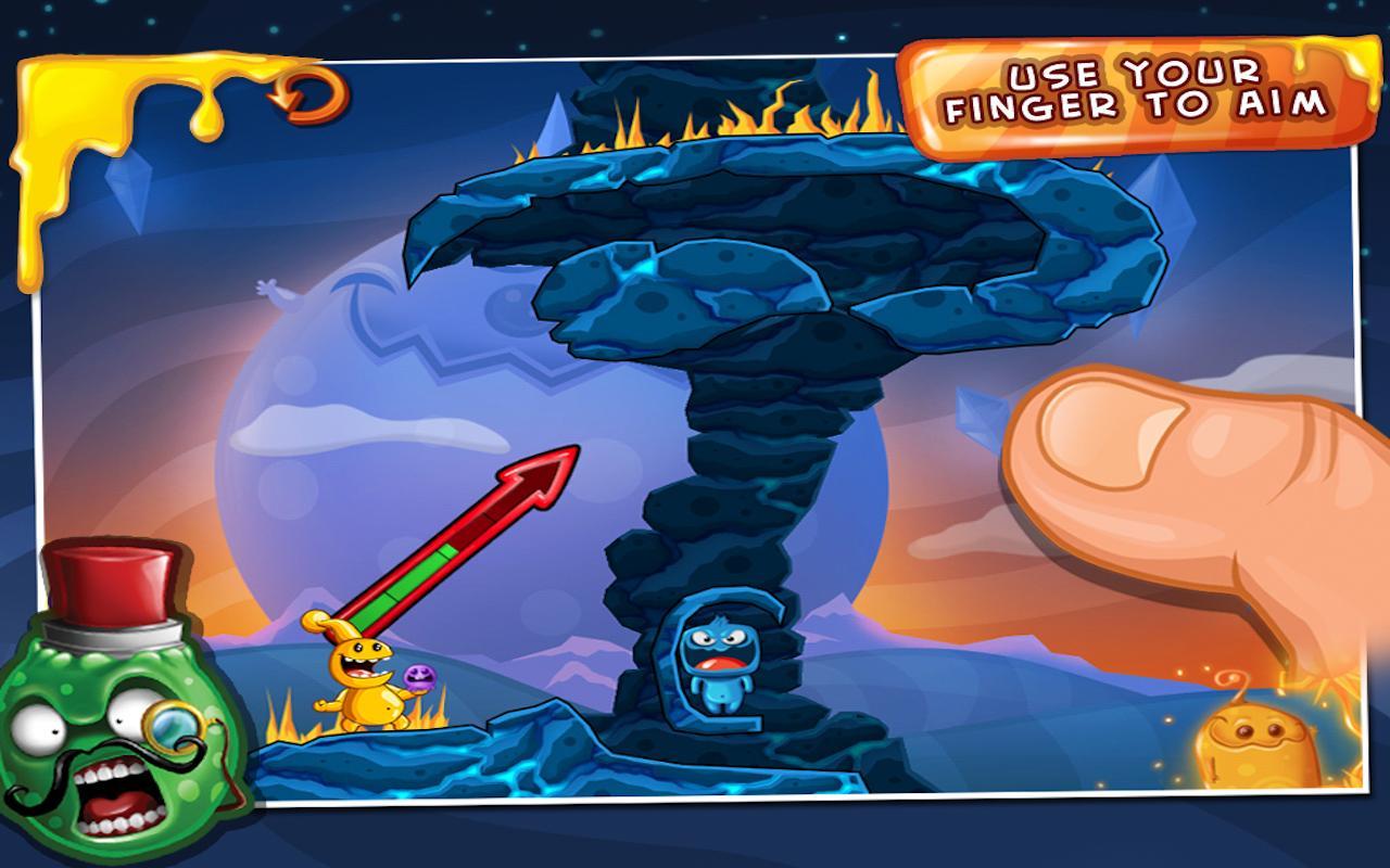 Monster Island screenshot #2