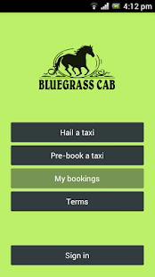 Bluegrass Cab- screenshot thumbnail