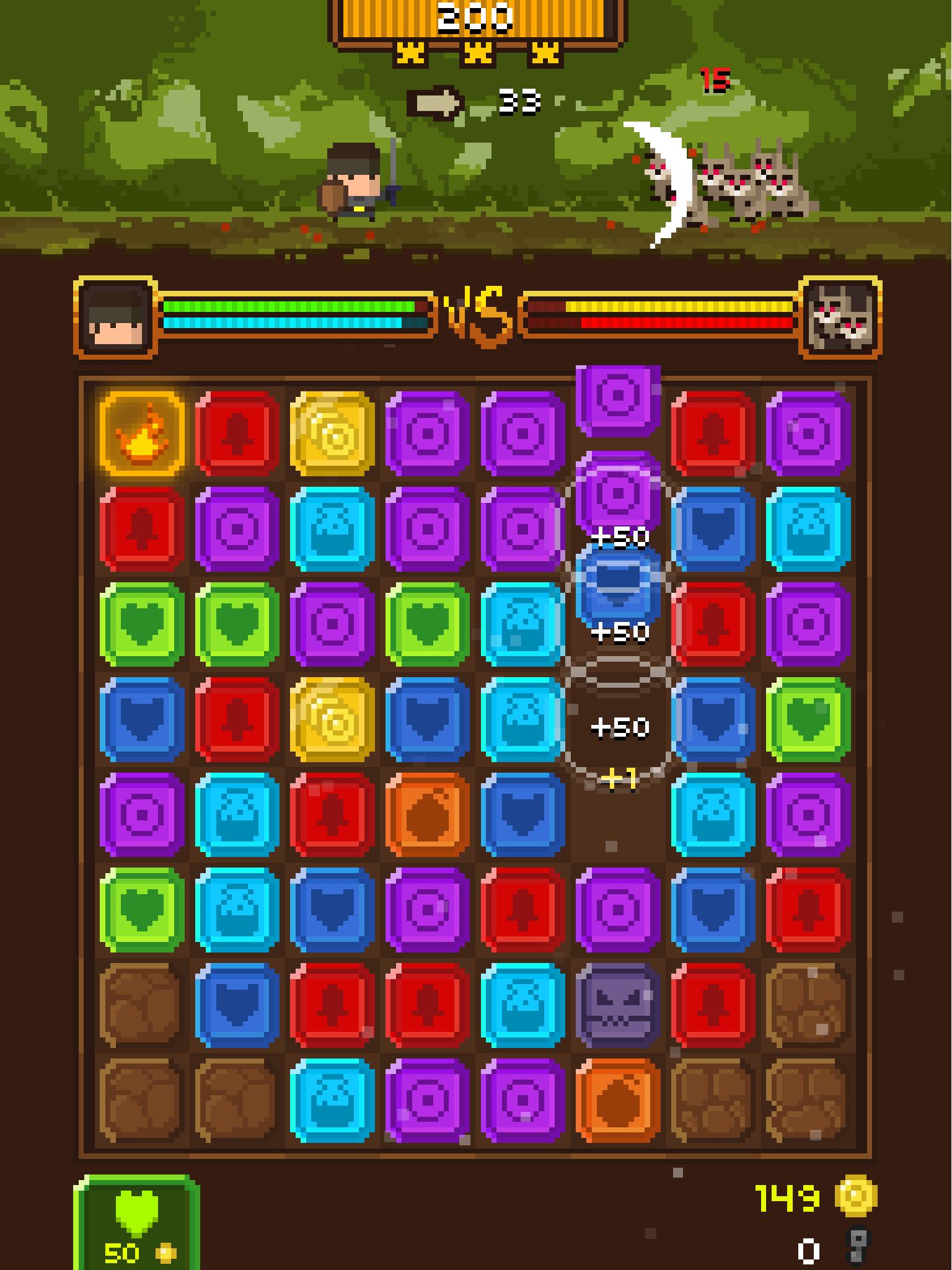 Horde of Heroes screenshot #8