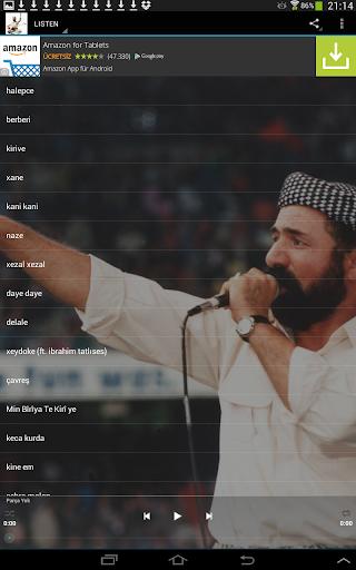 Şivan Perwer Şarkıları