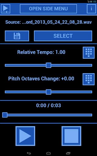 【免費音樂App】音乐变速-APP點子