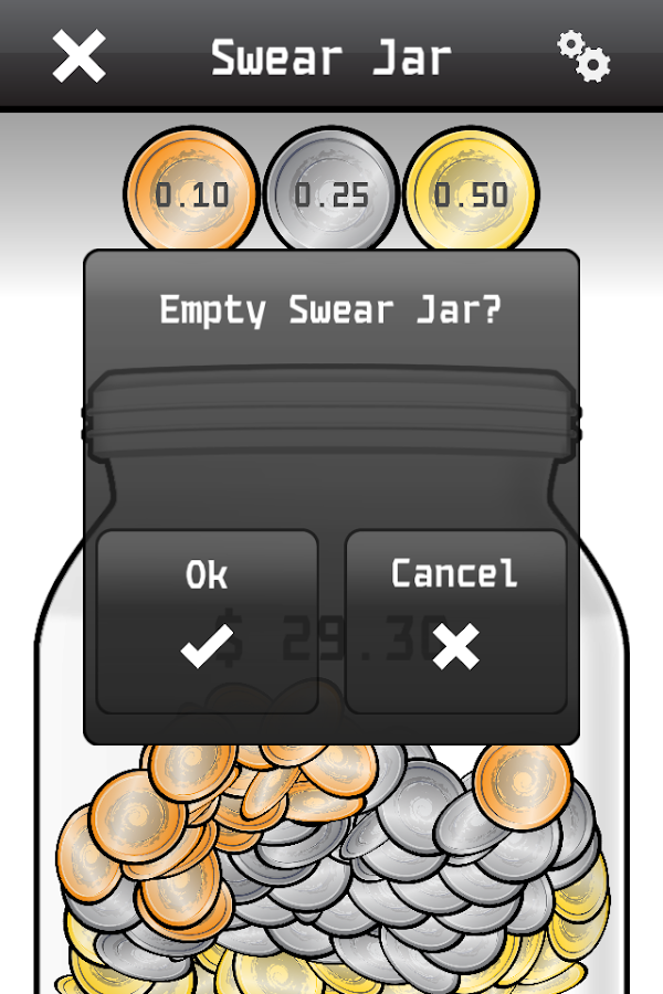 Swear Jar- screenshot
