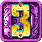 Treasures of Montezuma 3. True Match-3 Game. icon