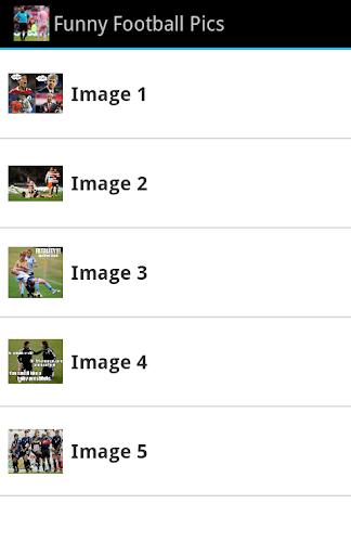 Funny Football Pics 4U