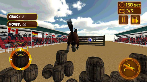 馬3D模擬器