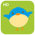 Coloring Pages Birds-Kid Games icon