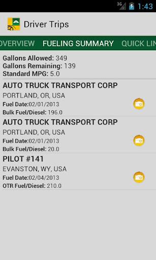 【免費商業App】ATC Driver Trips-APP點子