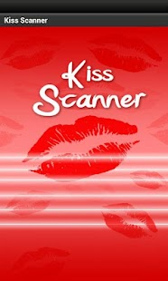 Kiss me Scanner - screenshot thumbnail