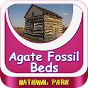 Agate FossilBeds National park icon