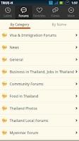 Screenshot of Thaivisa Connect - Thailand