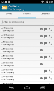 MobiMail for Outlook Email v5.0.512