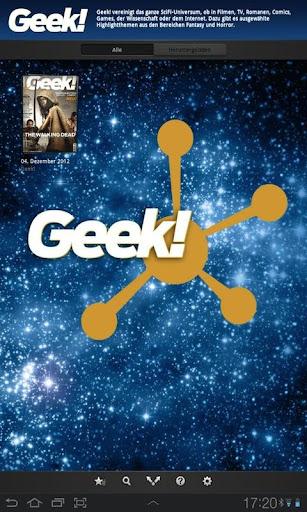 GEEK – SF Magazin