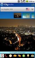 Screenshot of Citypedia