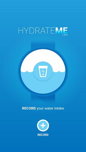 Wear Hydrate Me