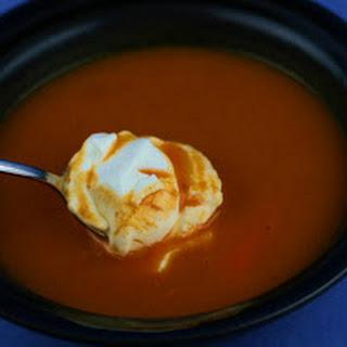 Sweet Potato and Chorizo Soup Slow Cooker.