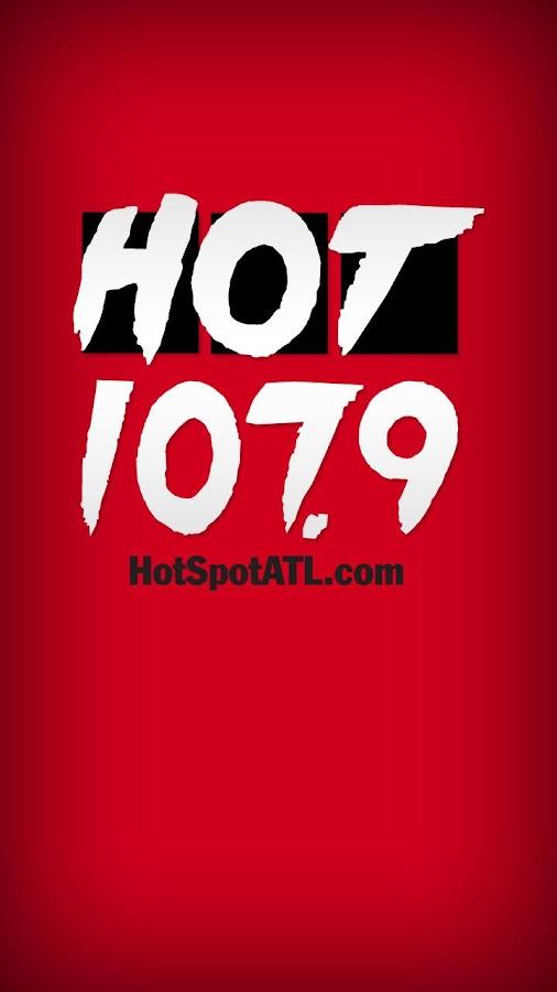 Hot 107.9 - screenshot