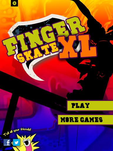 玩免費模擬APP|下載Finger Skate XL app不用錢|硬是要APP